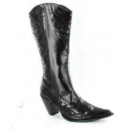 Bling Boots With Sequins BT029010