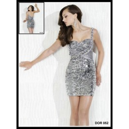 Short Dress CKDR052