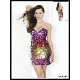 Short Dress CKDR064