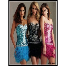 Short Dress CKDR084