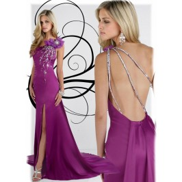 Amazing Multiple Straps Gown EDR723