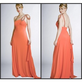 One Strap Gown EDR752